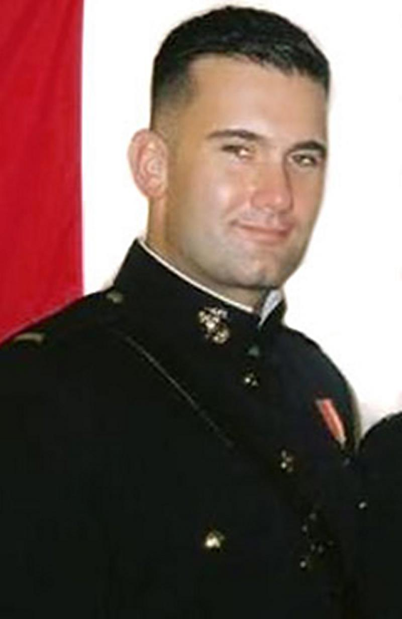 Captain Eric A. Jones, USMC