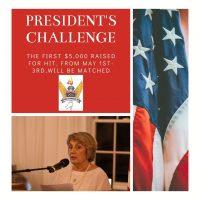 President's Challenge Graphic