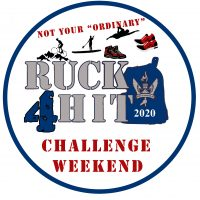 Logo for Ruck4HIT Challenge Weekend
