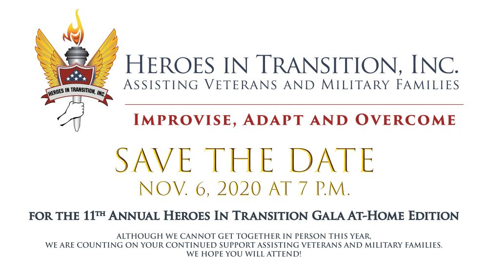 HIT Fall Gala Save the Date Banner