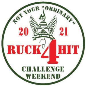 Not Your Ordinary Ruck4HIT Logo for 2021